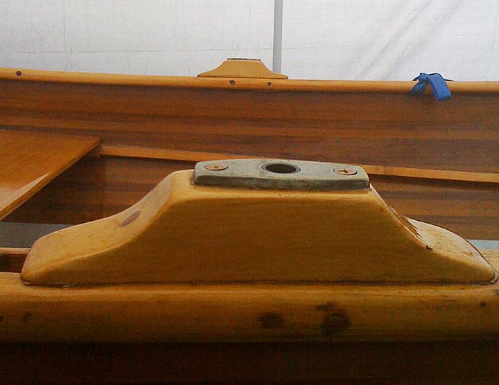 Plywood+Skiff+Plans ... his Ella plywood skiff built to free plans ...