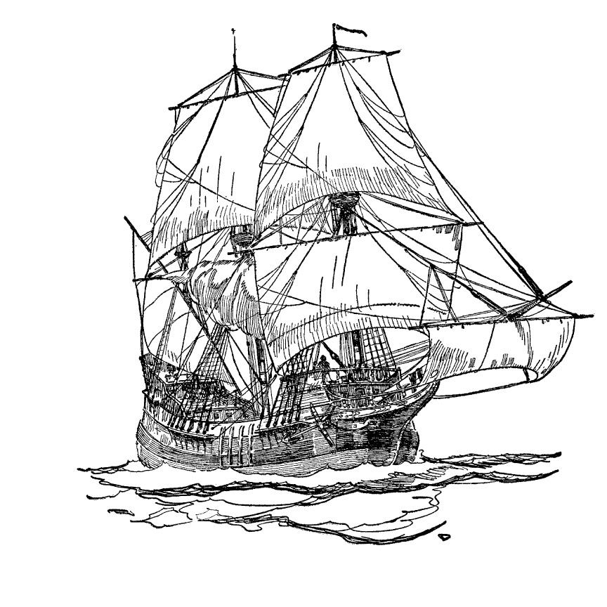 Galleon plans