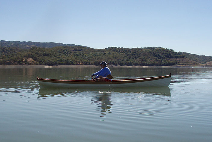 Thorne's Chamberlain dory skiff - sailing and event pics